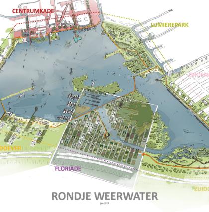Rondje Weerwater, Almere